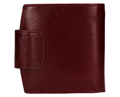 Dámská kožená peněženka 50465 Cherry