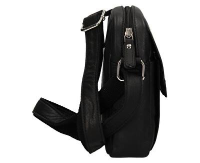Férfi bőr crossbody táska