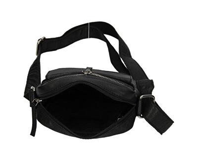 Férfi bőrcrossbody táska