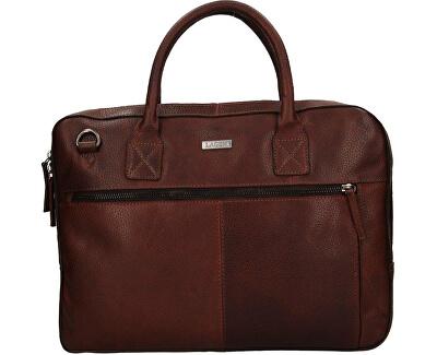 Férfi bőr laptop táska