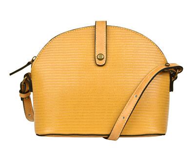 Dámská crossbody kabelka 10008944 Yellow