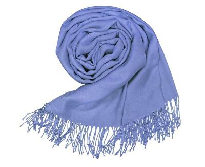 Dámská pašmína P18 blue