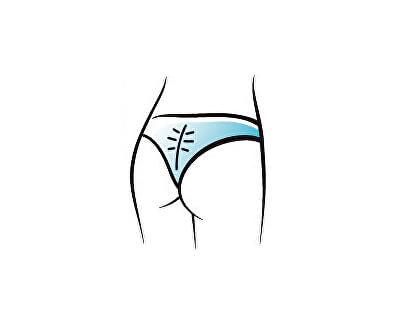 Női bikini alsó  63145