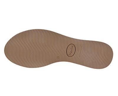 Dámské kožené sandále 1300/ES-61 Cer. Multirosa Aries Bco-Beig