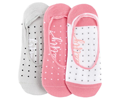 3 PACK - Low socks S19 A/Small