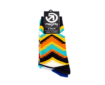 3 PACK - ponožky Arizona