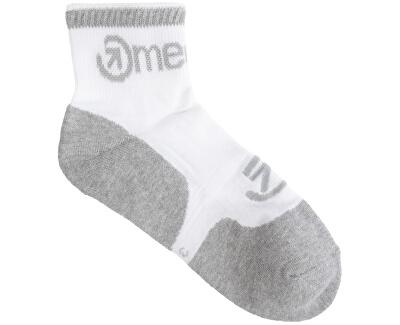 Ponožky Middle - S21 White