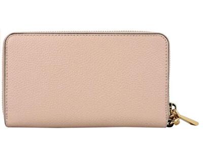 Dámská kožená peněženka Jet Set 34F9GM9E3L187 Soft pink