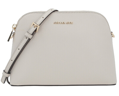 Borsa crossbody da donna in pelle Jet Set 32F9GJ6C4L182 Light Sand
