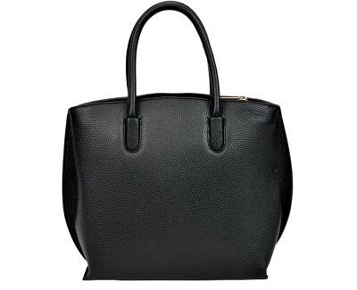 Dámská kožená kabelka AW19MG1576 Nero