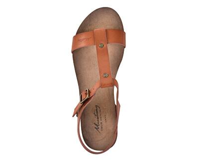 Sandali da donna 1307803-301 Kastanie
