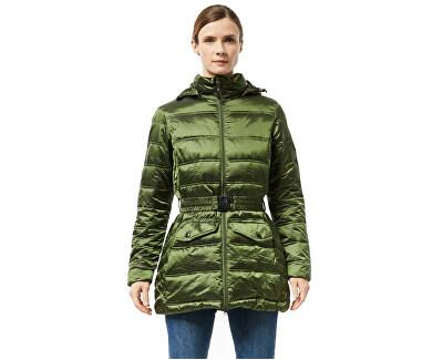 Dámska bunda Prijana BU-46841SP 300 Darkgreen