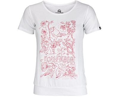 Dámské triko Antingona TR-4492OR 377 white