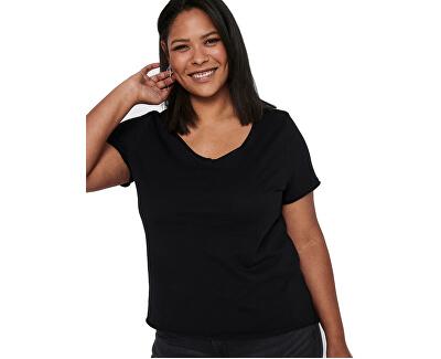Damen T-Shirt CARBONNIE LIFE 15225553 Rose