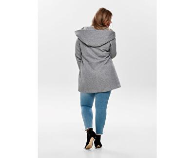 Dámsky kabát CARSEDON 15191768 Light Grey Melange