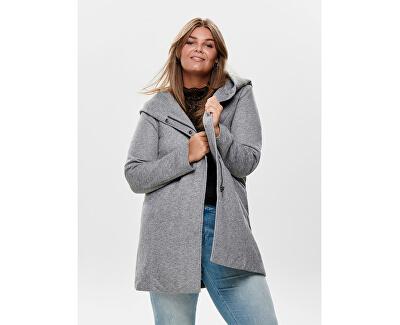 Dámský kabát CARSEDON 15191768 Light Grey Melange