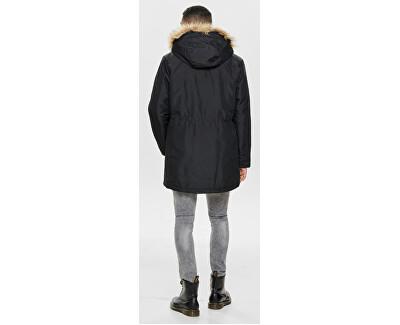 Geacă de bărbați Jacheta pentru bărbați ONSBASIL PARKA OTW NOOS Black