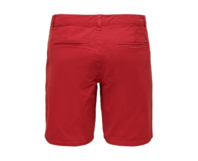 Herrenshorts onsCAM SHORTS PK4978 Pompei an Red