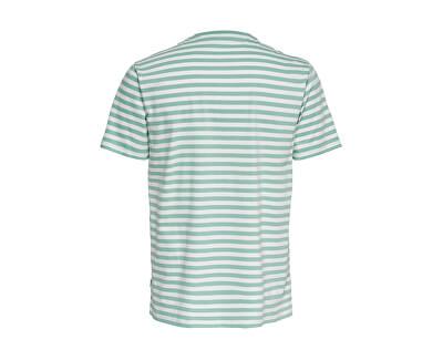 T-shirt da uomo ONSJAMIE LIFE 22013203 Cloud Dancer AQUIFER