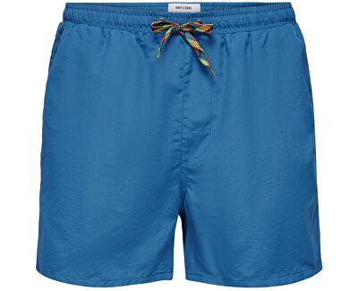 Férfi fürdőnadrág  ONSTED 22016135 Dark Blue