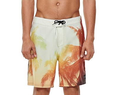 Pánske plavkové kraťasy Press Board Swimshorts Nt 2472 Olive Branch