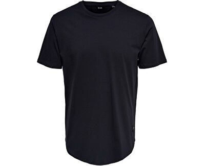 T-shirt da uomo ONSMATT LIFE LONGY SS TEE NOOS Dark Navy