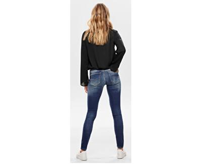 Jeans für Frauen ONLCARMEN 15182398 Dark Blue Denim