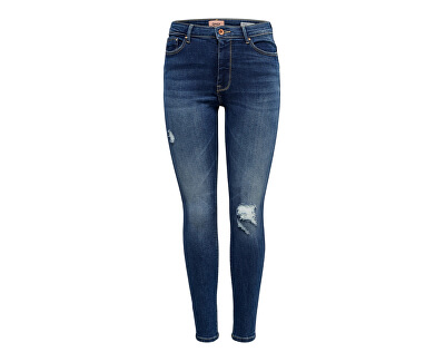 Jeans da donna skinny  ONLPAOLA 15173021 Medium Blue Denim