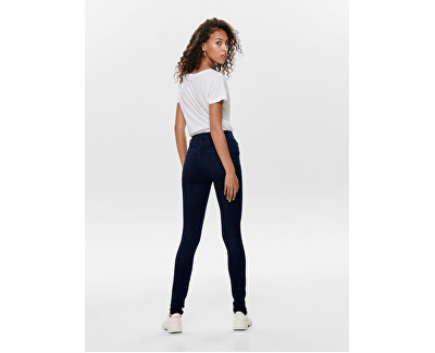 Dámske skinny džínsy ONLROYAL 15093136 Dark Blue Denim