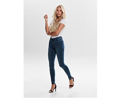 Dámske skinny džínsy ONLROYAL 15181725 Dark Blue Denim