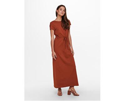 Dámské šaty ONLMAY LIFE 15202995 Arabian Spice