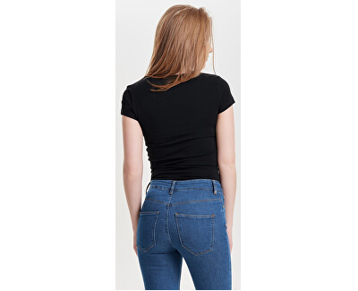 Dámske tričko ONLLIVE 15132306 Black