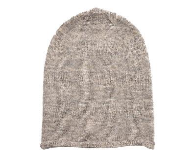 Doamnelor capac ONLALPACA WOOL HAT Light Grey Melange