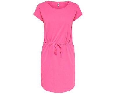 Női ruha ONLMAY 15153021 Neon Pink