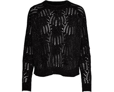 Pulover pentru femei ONLELVA L/S PULLOVER KNT Black