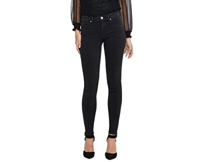 Dámske skinny džínsy ONLSHAPE LIFE 15197154 Black