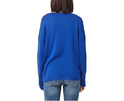Dámsky sveter 41.908.61.2667.5593 Royal Blue