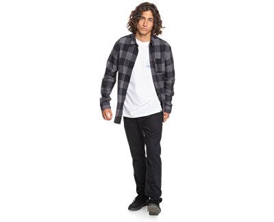Camicia da uomo Motherfly Flannel EQYWT04015 -KZM2