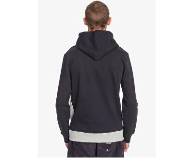 Herren Sweatshirt Emboss Bloc zu Hood dh EQYFT04188 -BYP0