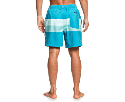 Costume da uomo boxer Seasons Volley 17 Caribbean Sea EQYJV03557-BNZ6