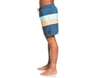 Pantaloncini costume da bagno da uomo Seasons Volley 17 Majolica Blue EQYJV03557-BSM6