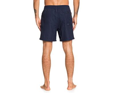 Pantaloncini costume da bagno uomo Vert Volley 17 Navy Blazer EQYJV03595-BYJ0