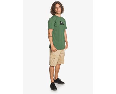 Comp Logo Ss férfi póló EQYZT06056-GSG0