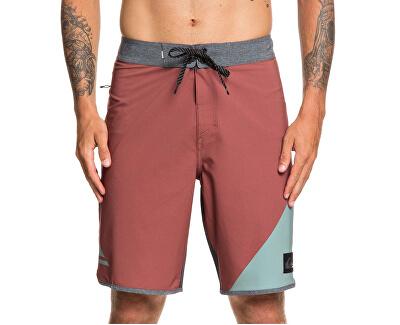Pantaloncini costume da bagno da uomo Highline New Wave 20 Apple Butter EQYBS04364-CPH6