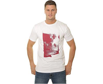 T-shirt da uomo Lounge EQMZT03207-WBB0