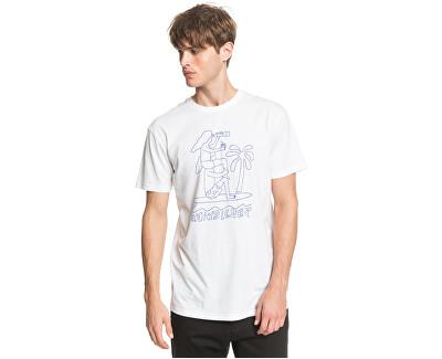 Maglietta da uomo Turning Heads SsWhiteEQYZT05820 -WBB0