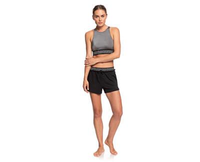 Reggiseno per lo sport da donna We All Run Bra Smoked Pearl ERJKT03623-KPG0