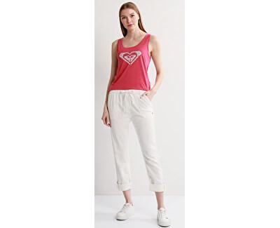 Pantaloni da donna On The Seashore Snow White ERJNP03294-WBK0