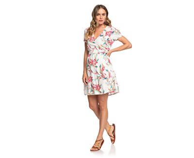 Vestito da donna Monument ViewSnow White Tropic Call ERJWD03432-WBK7