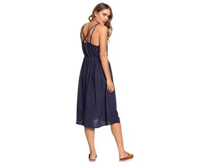 Vestito da donna Sunset Beauty Solid Mood Indigo ERJWD03441-BSP0